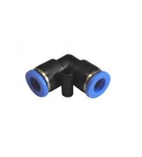 Фитинг-цанга угловой для  cоединения шлангов  диаметром 10 мм (CPV)