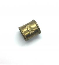 Муфта латунная 1/2 (15 мм)