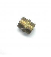 Ниппель латунный 1/2  (15 мм)