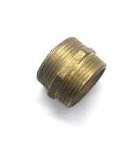 Ниппель латунный  1 (25 мм)
