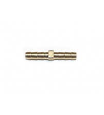Штуцер-ёлочка латунный прямой   3 мм