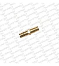 Штуцер-ёлочка  прямой   6 мм