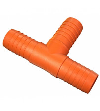 Тройник пластиковый соединительный 3/4 (20 мм)