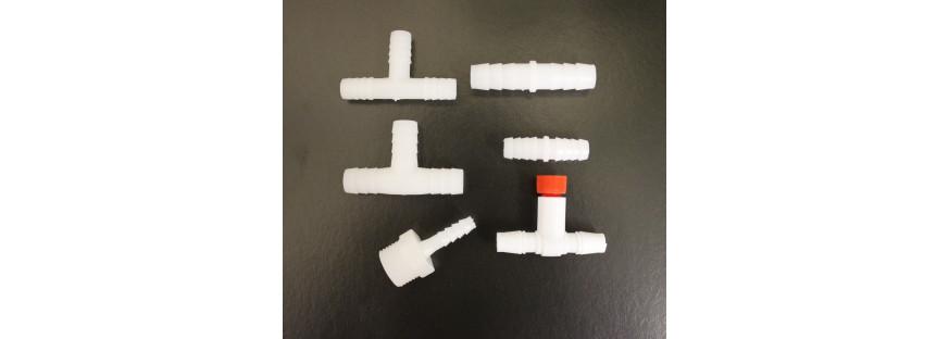 Пластиковые соединители для шлангов