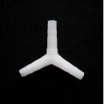 Тройник пластиковый Y-образный 10 мм