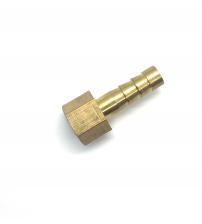 Штуцер латунный 1/8 внутренний на 10 мм