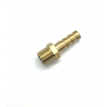 Штуцер латунный 1/8 нар - 5 мм