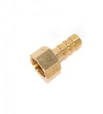 Штуцер латунный 3/8 внутренний на 10 мм