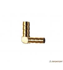 Угол латунный соединительный 8 мм