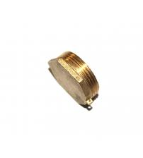 Заглушка  латунная 1 (25 мм) наружная