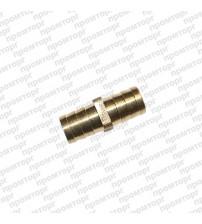 Штуцер-ёлочка прямой  16 мм