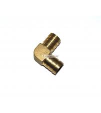 Угол латунный соединительный 14 мм