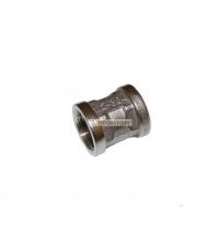Муфта из нержавеющей стали  1/2в-1/2в  (SS201)