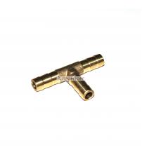 Тройник соединительный  6 мм